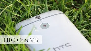 HTC One M8: На 90% металлический, на 100% стильный.(, 2014-04-23T16:48:56.000Z)