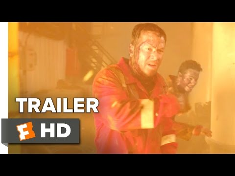Deepwater Horizon Official Trailer #1 (2016) - Mark Wahlberg, Kate Hudson Movie HD