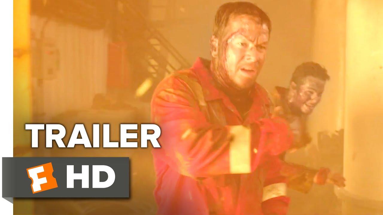 Download Deepwater Horizon Official Trailer #1 (2016) - Mark Wahlberg, Kate Hudson Movie HD