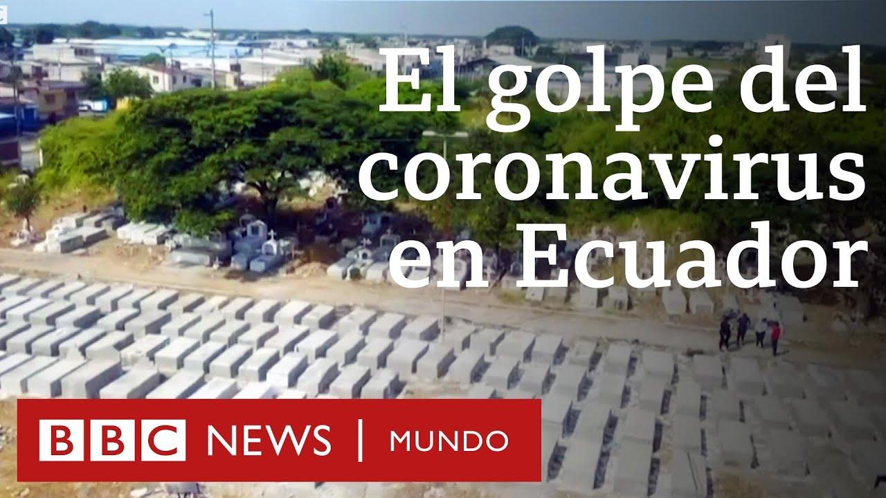 Coronavirus en Ecuador: los miles de muertos de Guayas, la provincia más golpeada de América Latina