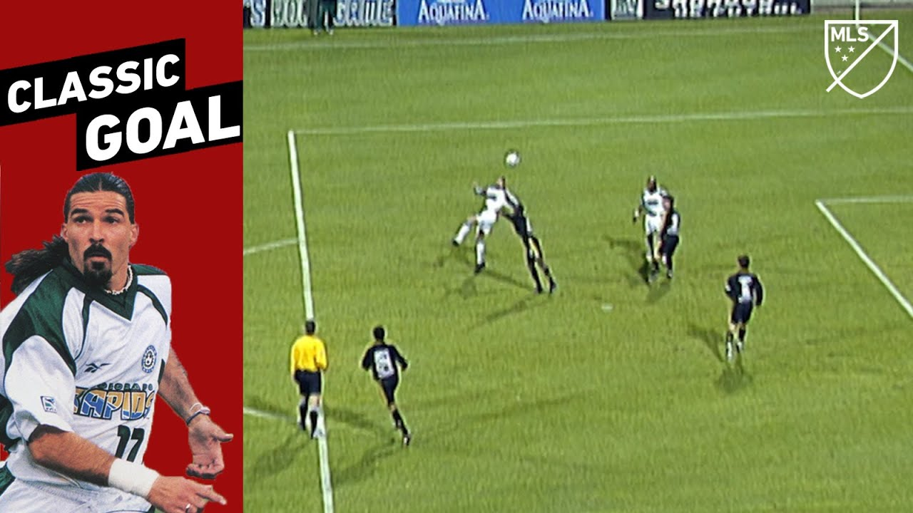 The Best Bicycle Kick in MLS History? Marcelo Balboa's 2000 Golazo