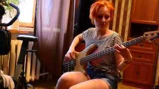 Soulfly -- Son Song (Bass cover)