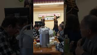 栃木、遊楽々館で開催された、森うららさん五周年記念&歌仲間歌謡ショー...