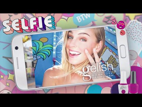 """Gelish & Morgan Taylor Summer 2017 """"Selfie"""" (Behind the Scenes)"""
