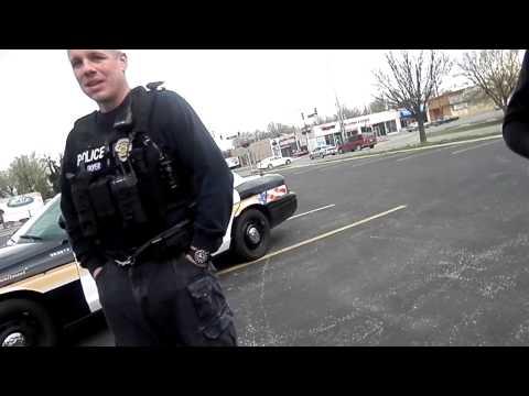 Wichita Kansas Police Harassment During Video Shoot
