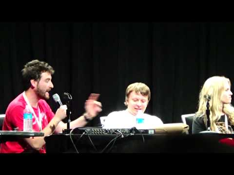 RTX 2014: RWBY Panel Questions