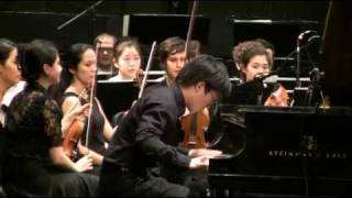 Andrew Sun plays Dvořák Piano Concerto in G minor, Op. 33