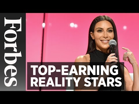 Top-Earning Reality Stars | Forbes