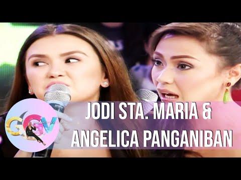 Jodi shocks Angelica