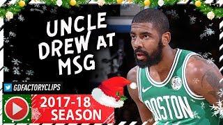 Kyrie Irving Full Highlights vs Knicks (2017.12.21) - 32 Pts