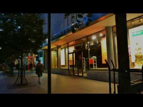 RX100 III Night City Photos of Vilnius