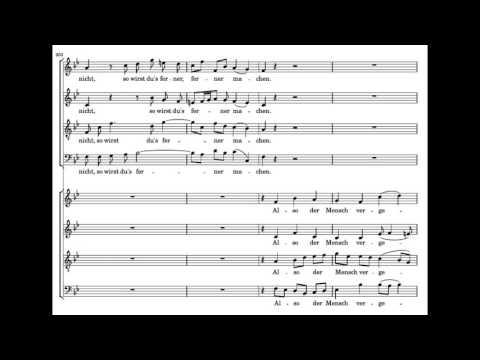 Bach: Singet dem Herrn - Harnoncourt