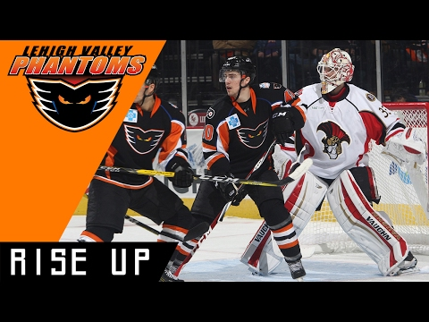2.8.2017 Phantoms vs. Senators
