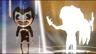 Bendy Evolves Into Super Bendy (Hello Neighbor)