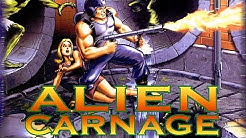 LGR - Halloween Harry (Alien Carnage) - DOS PC Game Review