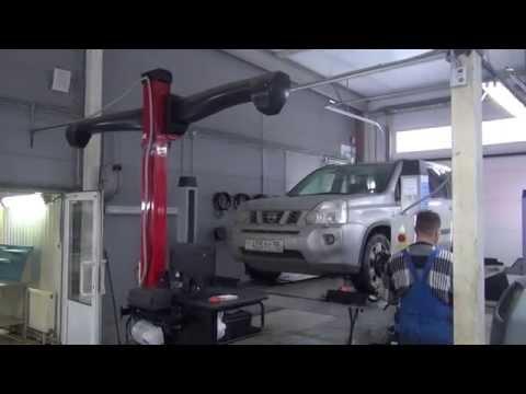 Видео Ремонт х трейл т31