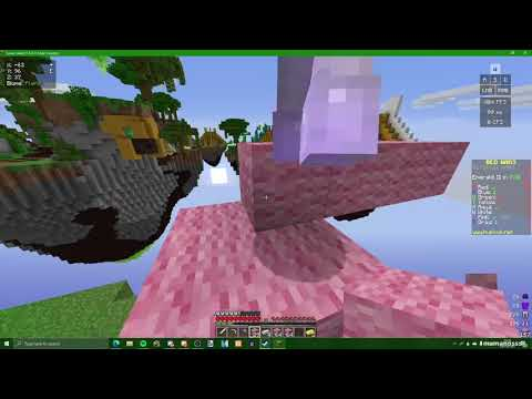 Let's Play Minecraft Hipixel Bedwars / Duels