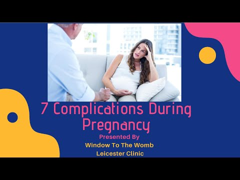 7 Complication During Pregnancy