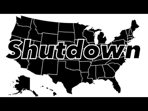 The Great American Shutdown