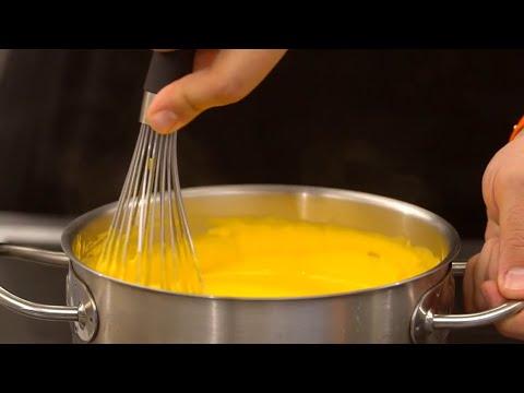 Burger Peyniri Sosu (Cheddar Sosu) Tarifi