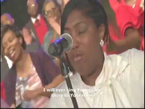 COGIC AIM Choir - He Keeps Making A Way