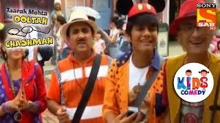 Tapu Sena Enjoys Their Joy Ride | Tapu Sena Special | Taarak Mehta Ka Ooltah Chashmah