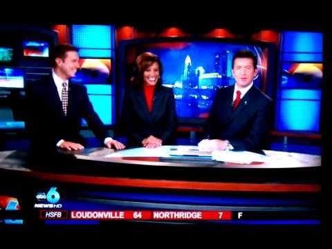 Gabe Spiegel's final 11pm newscast on WSYX ABC 6 {2009}