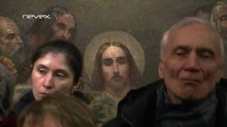 """""""Священная Война"""" в Исаакиевском соборе"""