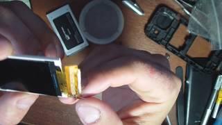 микромакс после воды  востановление цепи подсветки