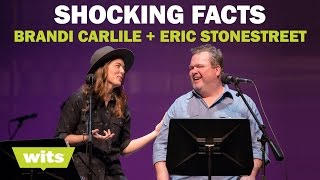 Brandi Carlile and Eric Stonestreet - 'Shocking Facts' - Wits