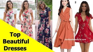 Top 50 beautiful dresses,best prom dresses,cheap best summer dresses for women S6