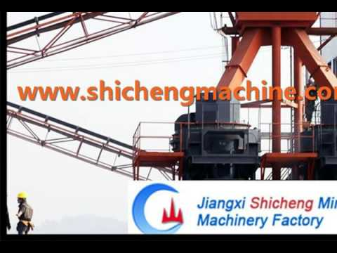 Jaw crusher in Mining,Metallurgy,Building and Chemical Industry