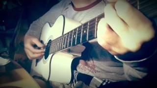 chuyện chàng cô đơn guitar