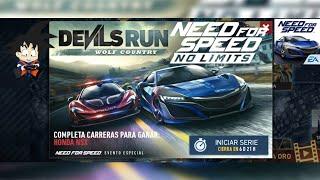 Need For Speed No Limits Android Honda Nsx 2017 Dia 1 Erwick