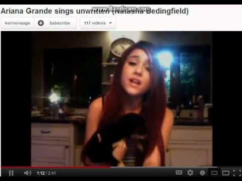 Ariana Grande ~ Unwritten (: