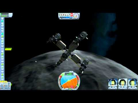 A Kerbal Space Program Mun Base Ep2 | How To Make & Do ...