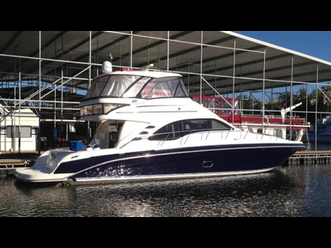 2004 SEA RAY 550 Sedan Bridge - USD 525,000