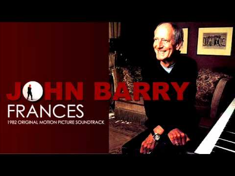 JOHN BARRY  'Frances'  Complete Original Motion Picture Soundtrack  1982