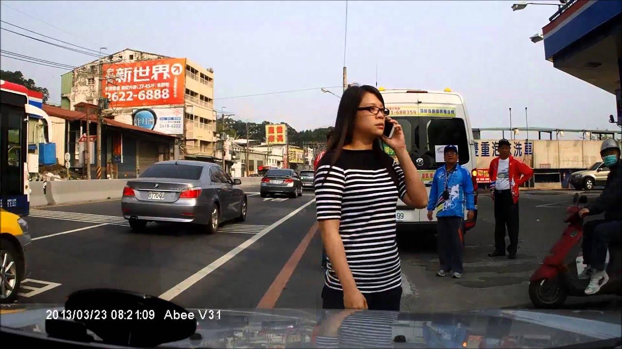 20130323八里龍米路的加油站遇到四個惡霸(有錢又怎樣) - YouTube