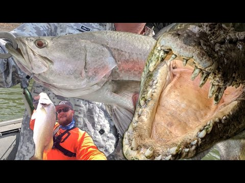 Fishing Darwin | Barramundi | Northern Territory | Australia
