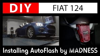 DIY FIAT 124: Installing the AutoFlash by MADNESS
