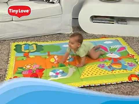 Tapete de Atividades para Bebê Tiny Love Discovery Playmat