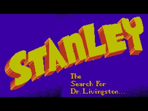 Stanley: The Search for Dr. Livingston - NES Gameplay