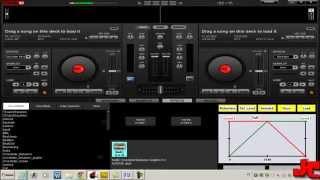 vuclip Instalando efeito no virtual DJ versão 7.0.5
