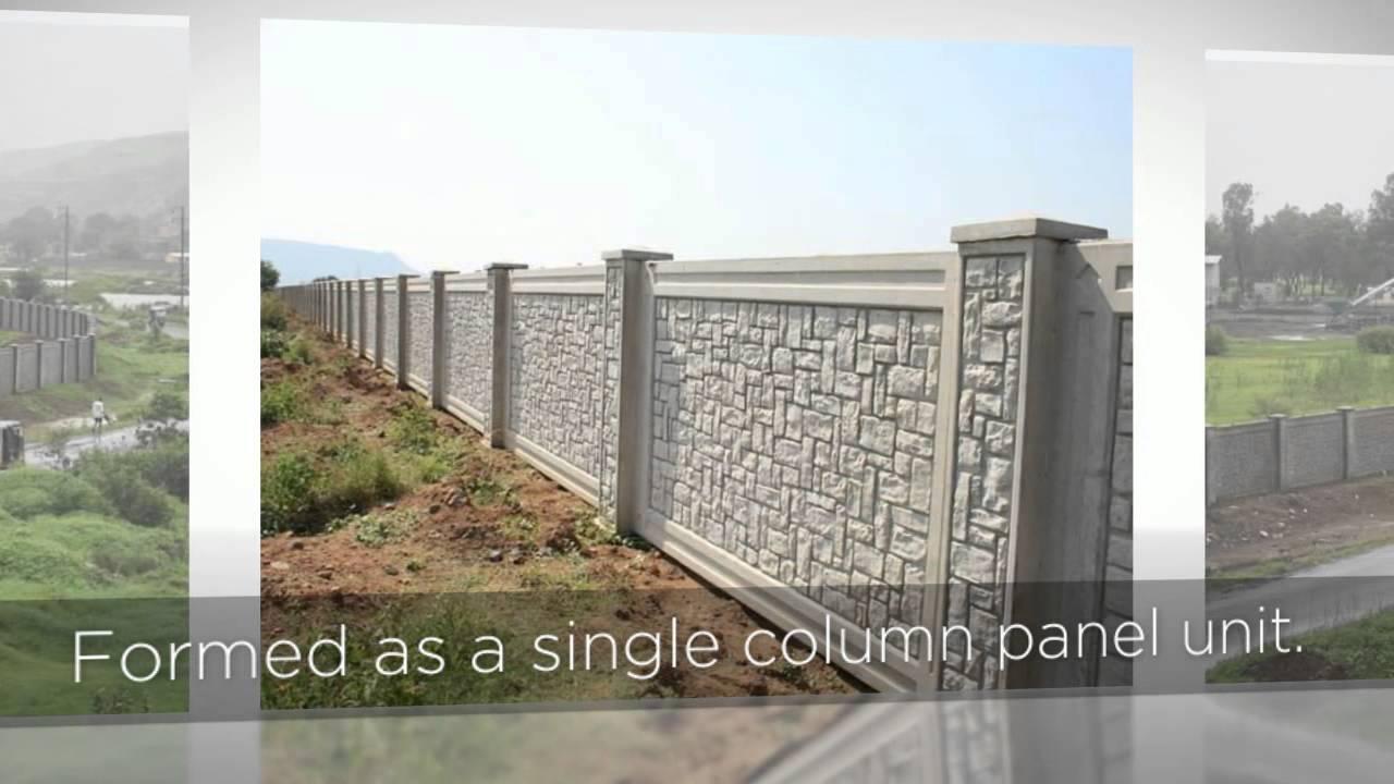 Concrete Block Fence Stonetree 174 Concrete Fence Wall