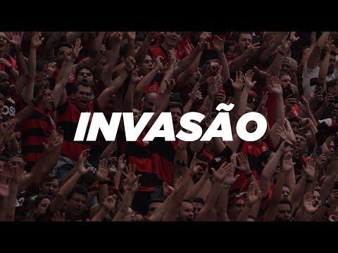 INVASÃO RUBRO NEGRA