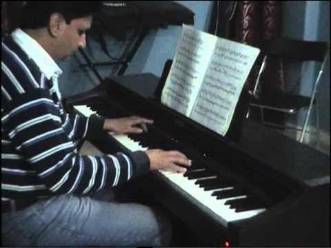 Chupana Bhi Nahi Aata On Piano ( Rajeev Kumar's...