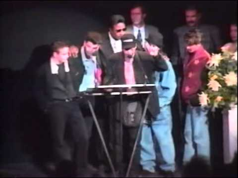 Boston Music Awards Promo Circa 1991