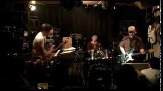 2012.7.21 札幌 SLOWHAND 四人囃子ではありません、四入囃子です!!