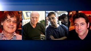 Charb, Cabu, Tignous et Wolinski, tués pour la liberté d'expression